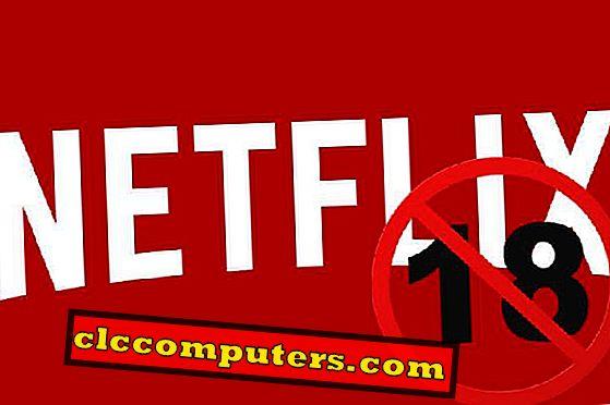 Kako določiti Netflix starševski nadzor na profilu za otroke?