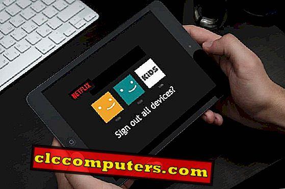 Bagaimana untuk Keluar dari Netflix pada Semua Peranti?