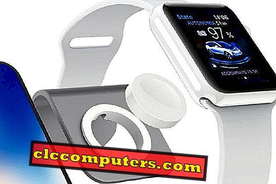 10 Best Apple Watch lādētāju siksnas un aksesuāri