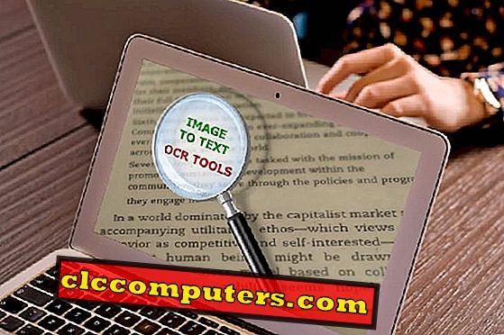 8 bästa gratis online OCR-verktyg för att extrahera text från bild